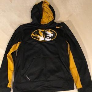 Men's Nike ThermaFit Missouri Tigers Hoodie